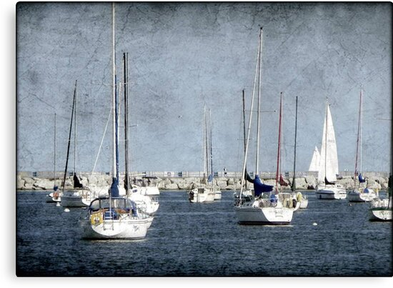 Dock of the Bay © by Dawn Becker