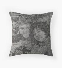 Surrogates #3 Throw Pillow