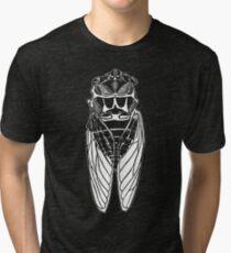Cicada-back Tri-blend T-Shirt