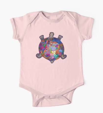 Turtle Tattoo Kids Clothes