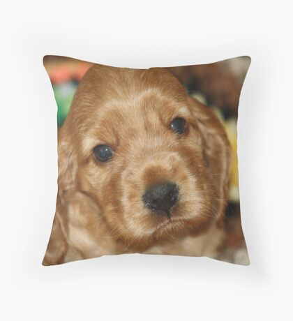 Little JESSIE Throw Pillow