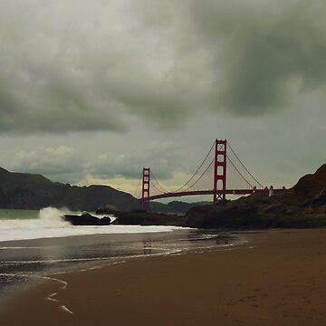 The Golden Gate Bridge by jarede