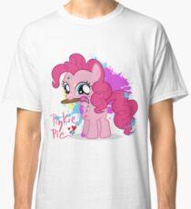 Pinkie Pie Color Splatter Classic T-Shirt