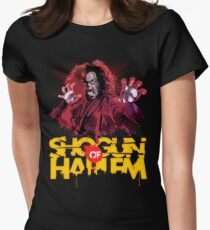 Shogun of Harlem Womens Fitted T-Shirt