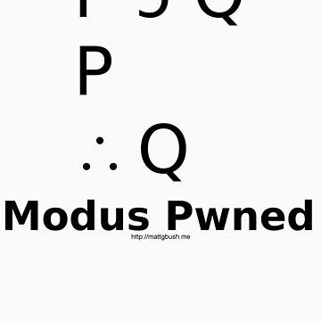 Modus Pwned by mattgbush