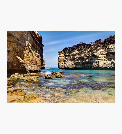 """Loch Ard Gorge - Another Perspective"" Photographic Print"