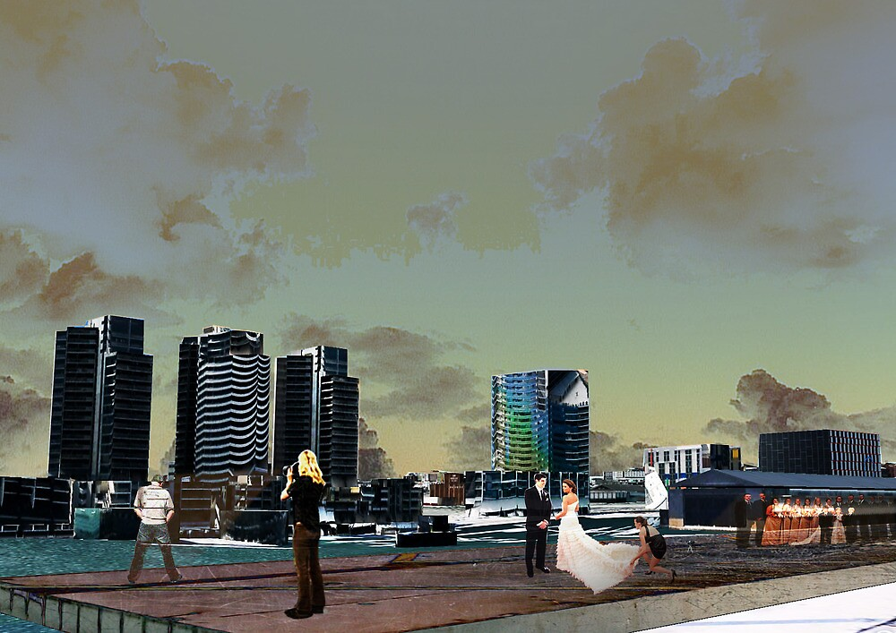 Melbourne Docklands, Australia 01 by KimDiep
