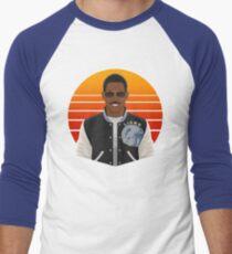 mindin my own business! Men's Baseball ¾ T-Shirt