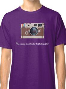Leica Instagram camera Classic T-Shirt