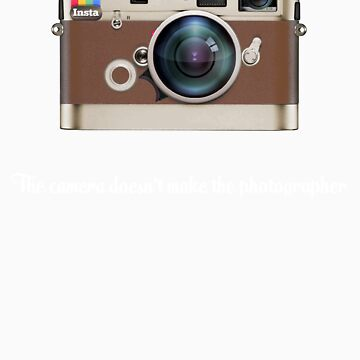Leica Instagram camera by Geronimojo