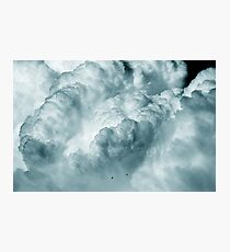 Avalanche ~ of Clouds #2 Photographic Print