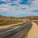 On the road by Rudi Venter