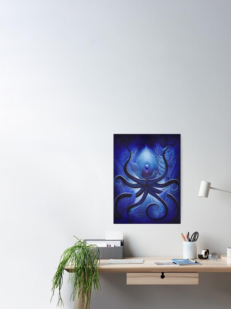Alternate view of Cycloptopus Poster
