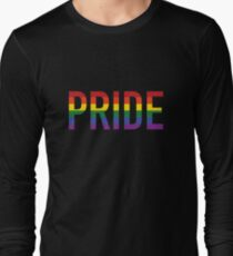 Pride, Gay Long Sleeve T-Shirt