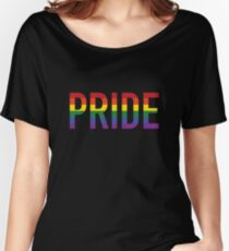 Pride, Gay Women's Relaxed Fit T-Shirt