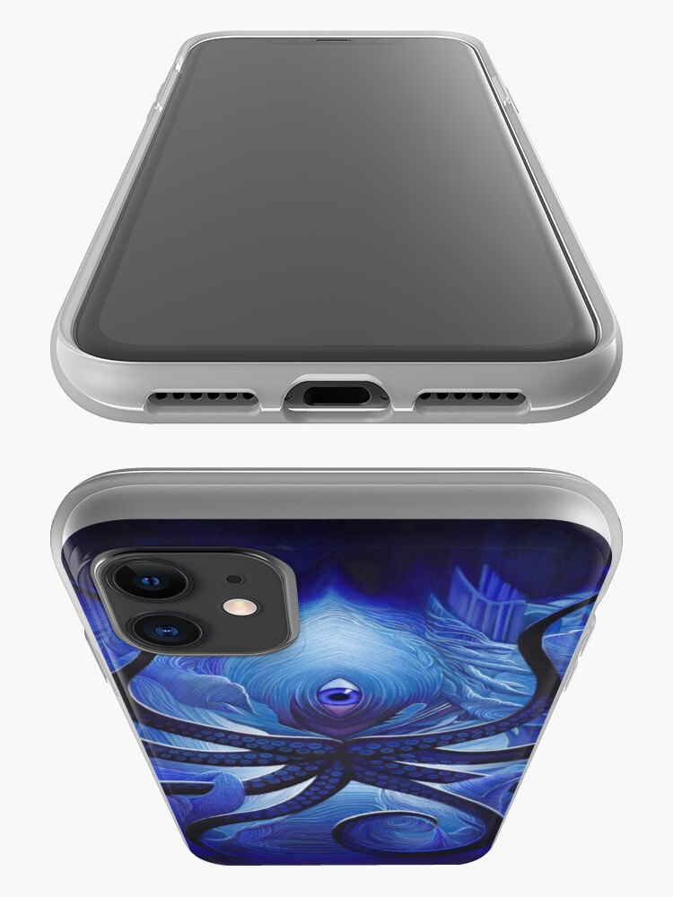 Alternate view of Cycloptopus iPhone Case & Cover