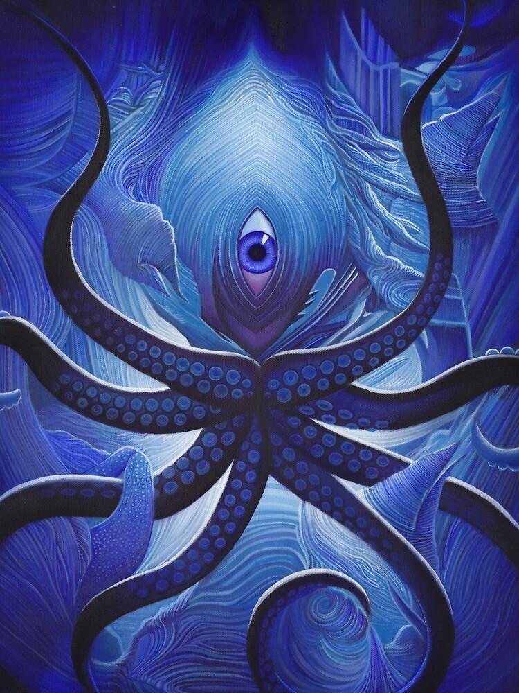 Cycloptopus by mattcurtis