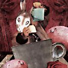 A Mad Tea Party by Shelly Harris