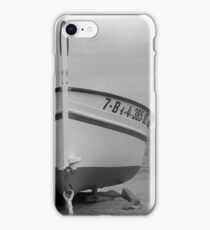 The Bow of a Spanish Boat iPhone Case/Skin