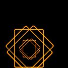 Orange Clover by BlueOptik