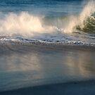 The Waves by nadinecreates