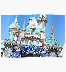 60th Anniversary Castle Poster