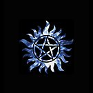 Anti-Possession Case Season 6 Black by fairy911911