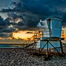 Sunrise in Vero Beach in HDR by MKWhite