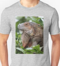 Iguana-Suit of Armour T-Shirt