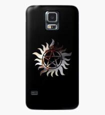 Anti-Possession Case Season 9 Black Case/Skin for Samsung Galaxy
