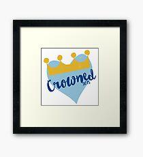 Crowned 2015 Framed Print