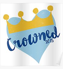 Crowned 2015 Poster