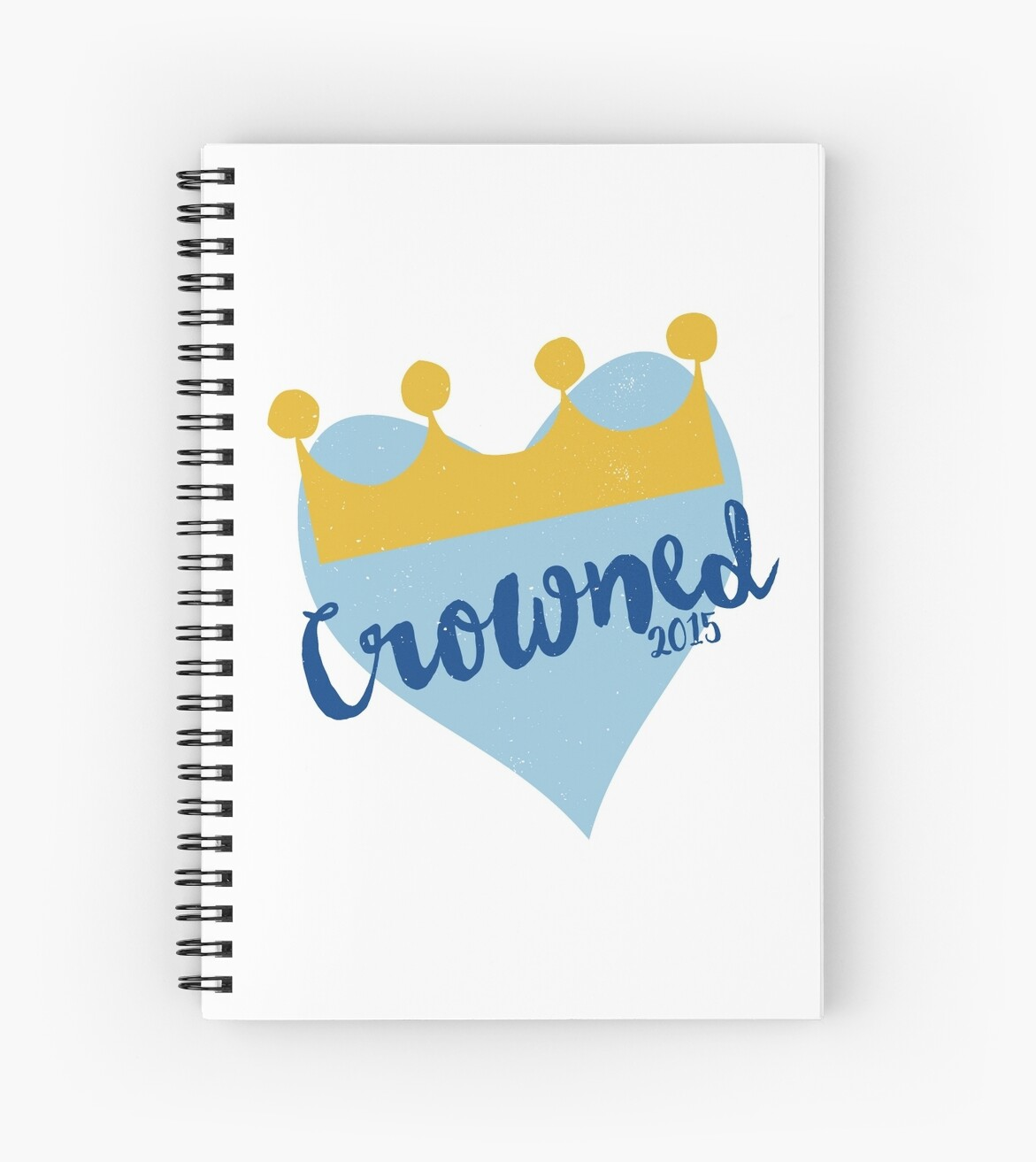 Crowned 2015 by hattieandjane