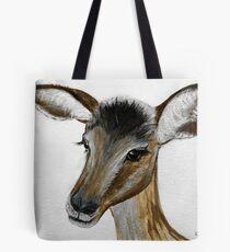 MY IMPALA BABY IN PORTRAIT - My Baba Impala Tote Bag