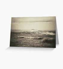 Pawnee Buttes Colorado Greeting Card