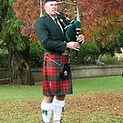 Lone Piper by TonySlattery