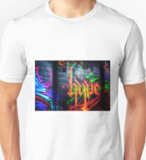Help,Heal,Hope. Unisex T-Shirt