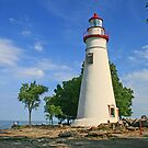 Marblehead Lighthouse by Jack Ryan