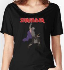 Shredder Women's Relaxed Fit T-Shirt