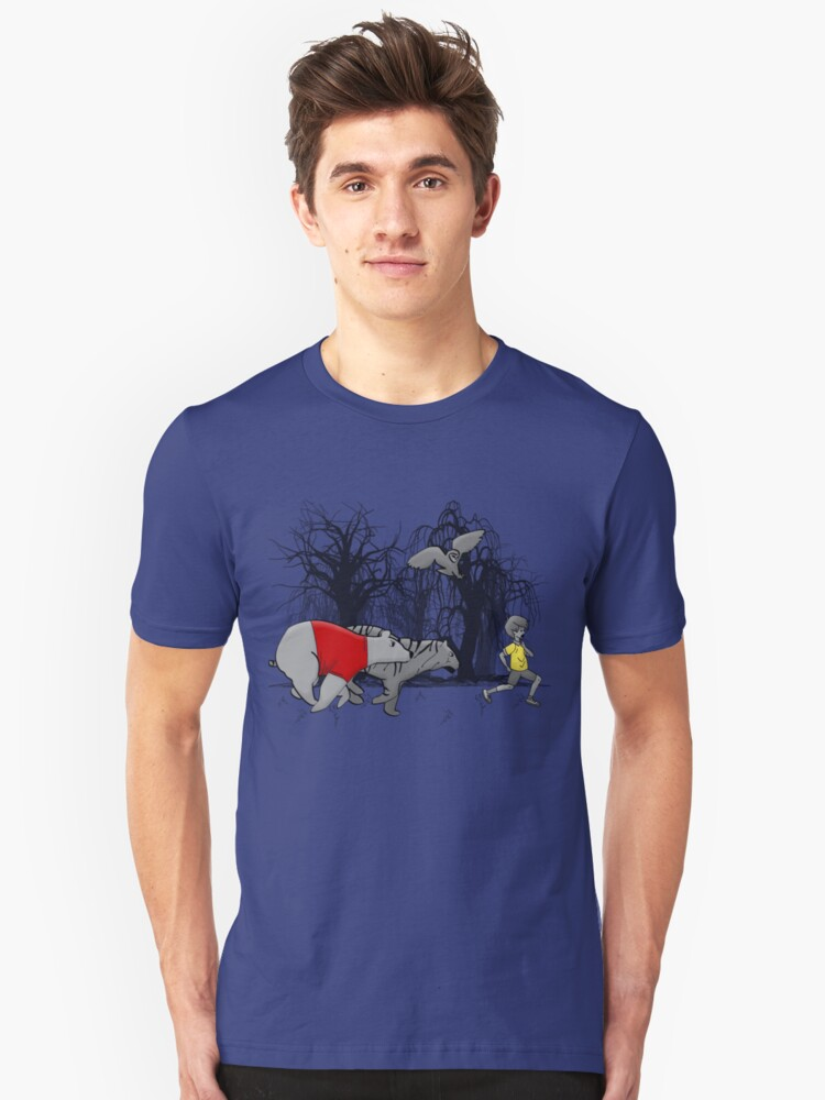 100 Acre Dash Unisex T-Shirt Front
