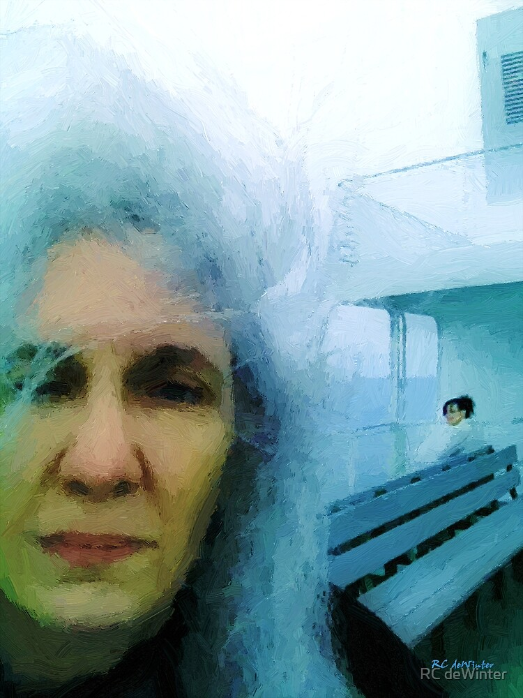 Confronting the Ferryman by RC deWinter