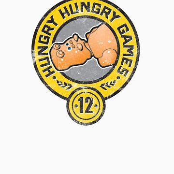 Let the Hungry Games Begin! by waterslidepanda