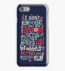 Fandom Life iPhone Case/Skin