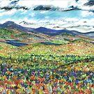 Mountain Foliage by mleboeuf