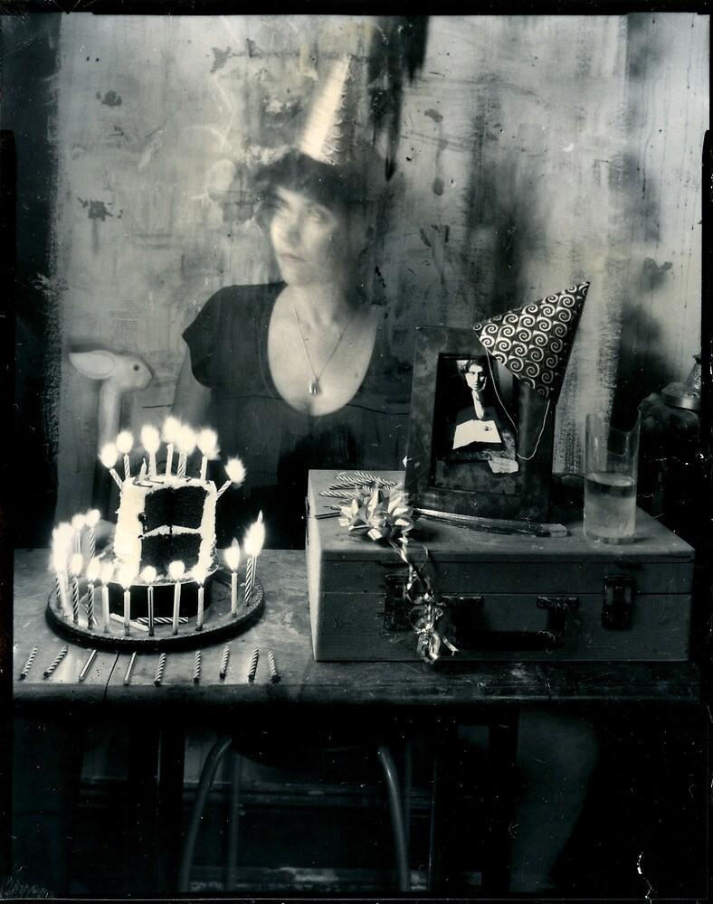 Birthday girl  by laurensimonutti