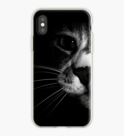 Cat Face iphone iPhone Case