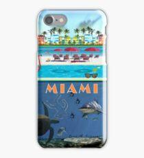 Miami Mystery Case iPhone Case/Skin