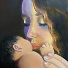 MOTHER AND CHILD by Dian Bernardo