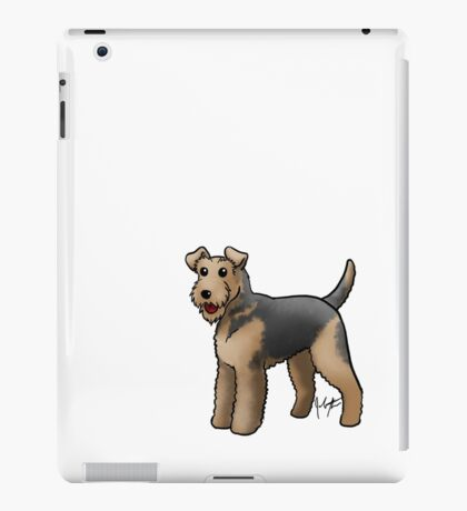 Airedale  iPad Case/Skin