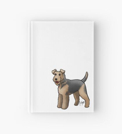 Airedale  Hardcover Journal